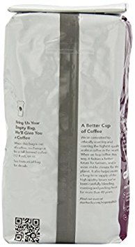 Starbucks Dark French Roast Coffee, Whole Bean, 12-Ounce ( Pack of 6 )