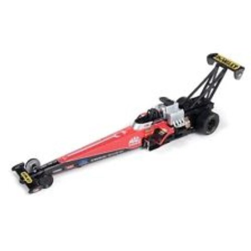 Auto World 253 Mac Tools Doug Kalitta NHRA Top Fuel Dragster Red 4 Gear HO Slot Car - Nhra Mac Tools