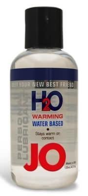 Jo 8 oz Personal Lube H20 Warming by System Jo