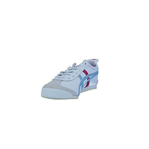 Donna 66 Asics Blue Mexico Light Bianco Running white 0140 Scarpe smoke xRqIqAwnO