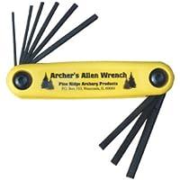 Pine Ridge Archery Archer's Allen - Juego de Llaves Allen (tamaño XL)