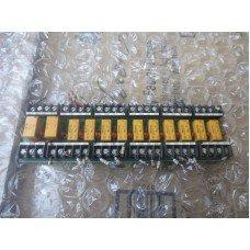 ROFIN C02 LASER CINCINNATI ASSY 826656 PCB 826655 CNC CARTESSA RELAY BOARD