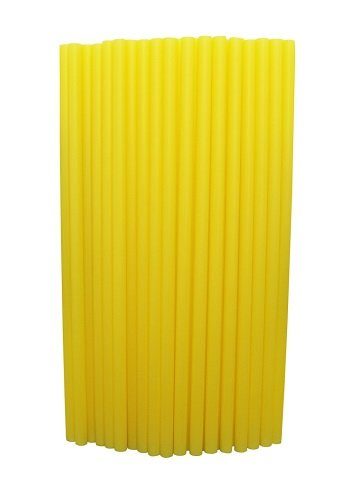 Affluence 200 per Package, Yellow Straws 8