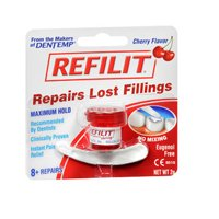 Refilit Filling Material Cherry Flavor, Cherry Flavor - 2 grms (Pack of 3) by Refilit
