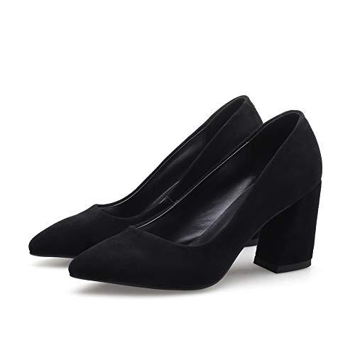 Balamasa Noir 5 Sandales Compensées Apl11236 36 Femme Eu Noir rqrfp
