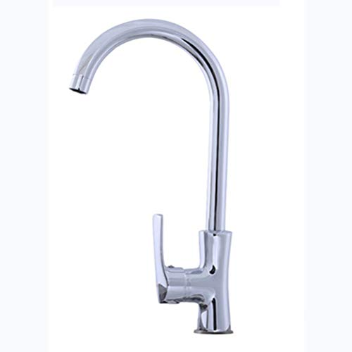 HATHOR-23 Sink Faucet Hot and Cold Adjustable High Bending Quality Brass Pot Filling Faucet Rotating Kitchen Sink Basin Faucet