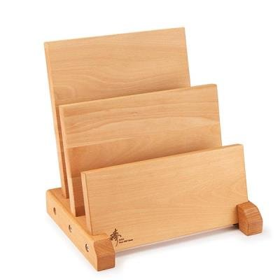 ZHEN Knife Holder and Cutting Board