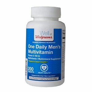 Walgreens One Daily Men