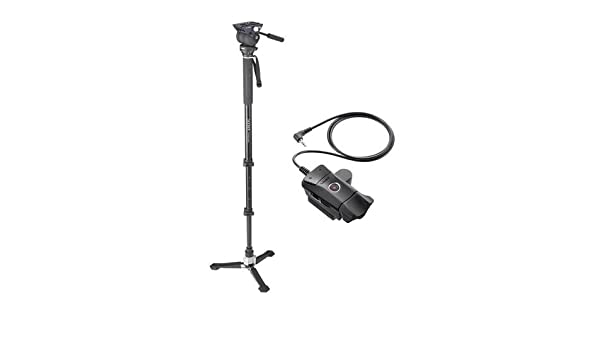 Libec TH-X ZFC Kit Includes TH-X Head TH-X Tripod with Mid-level Brace TH-X Case and ZFC-L Zoom Focus Control
