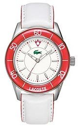 Lacoste Sportswear Collection Opio White Dial Women's watch #2000561