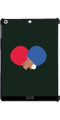 Hülle für Apple Ipad Air - Tischtennisschläger Und Ball by ilovecotton