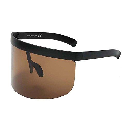Extragrande Gafas 3 Hombre Color Visera 5 y para Sol de Máscara Mujer Tamaño color UGUAX de RwdqxHH8