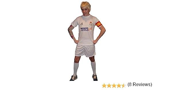 Disfraz de Guti - Hombre, L: Amazon.es: Ropa y accesorios