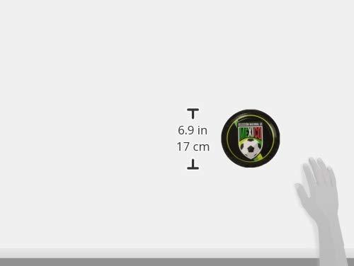 Selecci/ón Nacional De M/éxico Soccer 7 Round Party Plates Amscan 541854//A