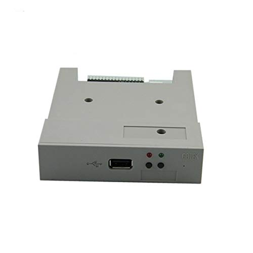 ShineBear GOTEK SFR1M44-SUE Floppy to USB Converter for Chinese Embroidery Machine with dahao mainboard SWF - (Cable Length: Other)