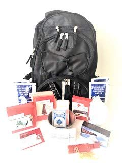 72 Hour Survival Backpack Emergency Kit
