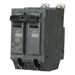 General Electric THQB2120 2 Pole, 20 Amp 120/240V Bolt-on Circuit Breaker by General Electric