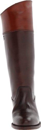 Full Jet Frye Boot Riding Women's Grain Brown Dark Multi Smooth C88pq