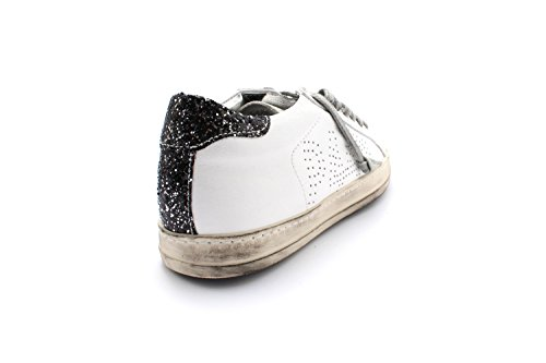 Sneaker P448 WHI/BLG - Size:45