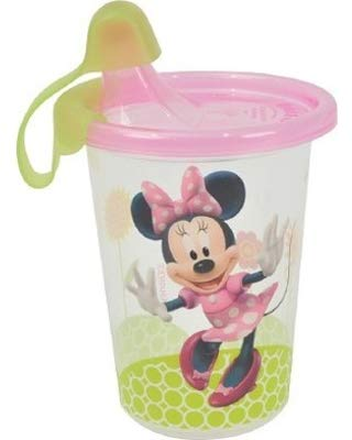 The First Years Disney Take & Toss Sippy, 10 Ounce, 3 Pack Minnie Mouse -