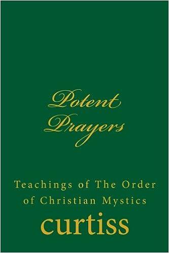 Book Potent Prayers