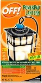 - Off! Powerpad Lantern 1 Each