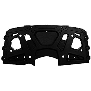 PURE POLARIS ASM-RACK,REAR,BLK 2634047-070