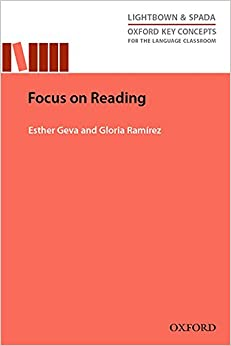 Book Focus on Reading (Oxford Key Concepts for the Language Classroom)