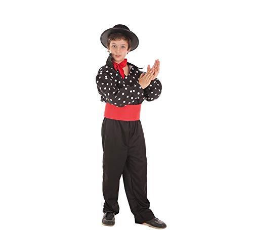 LLOPIS - Disfraz Infantil Gitano t-3: Amazon.es: Juguetes y juegos