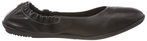 black Softinos 021 Ballerine Donna Ona380sof Nero qxwBIaT6