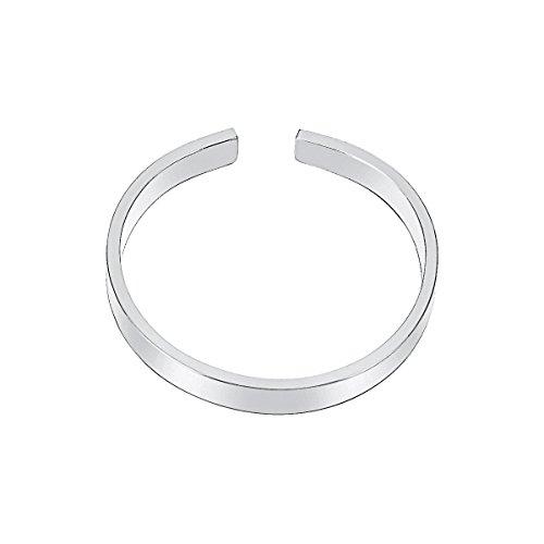 Tone Adjustable Toe Rings - 6