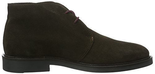 Gant Spencer, Zapatillas de Estar por Casa para Hombre Marrón - Braun (Dark brown G46)