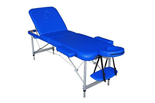 Lettino Da Massaggio Portatile Leggero.Polironeshop Mercurio Lettino Portatile Pieghevole Leggero Con