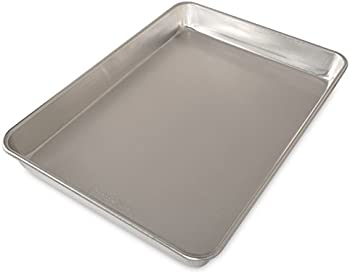 Nordic Ware Natural Aluminum Commercial Hi-Side Sheet Cake Pan