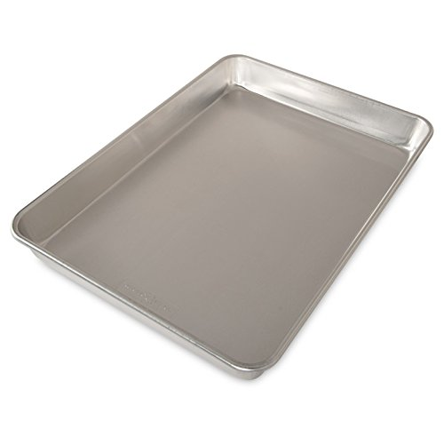 Nordic Ware Natural Aluminum Commercial Hi-Side Sheet Cake P