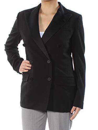 (Ralph Lauren $295 Womens New 1372 Black Blazer Wear to Work Jacket 6 B+B)