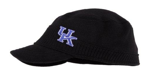 University of Kentucky Knit Military Style Cap by Zokee-University of Kentucky