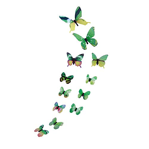 Elevin(TM)  3D DIY Wall Sticker Stickers Butterfly Home Decor Room Decorations New GN by Elevin(TM) _ Home Decor & Kitchen (Image #1)
