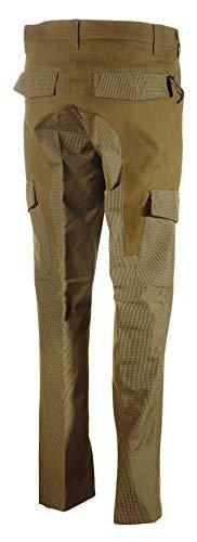 Pantalone 54 92193 315 Modello Con Canvas Size Rinforzi Univers 6wH7qqd