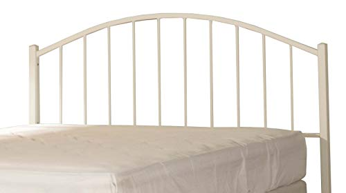 - Hillsdale 2084-670 Furniture Cottage Without Bed Frame King Headboard, White