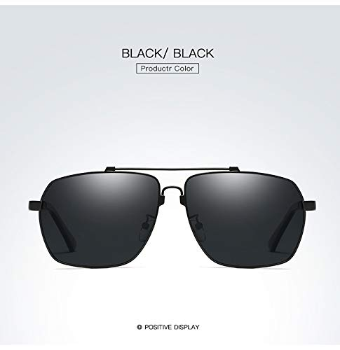 Tide Rack UV400 Color Protección 2 de Driving Glasses Face Ruiyue People Retro Gafas Memory para Round Mirror Hombres Polarized 1 Sol wqEUpB5