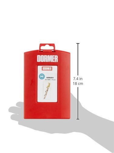 Set of 19 Dormer Jobber Drill Set