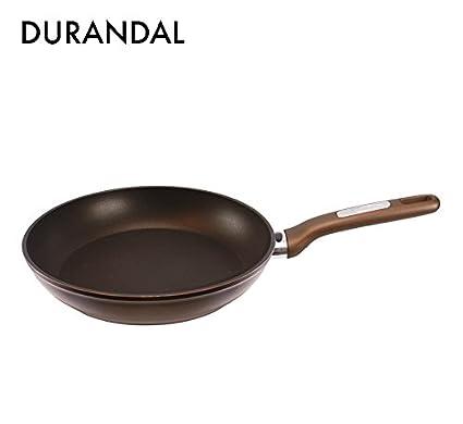 Durandal Ambiance Sartén de 26 cm olivo: Amazon.es: Hogar