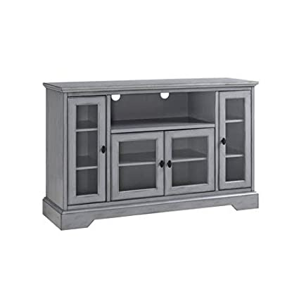 . Amazon com  Care 4 Home LLC Storage Cabinet Tv Stand Console