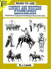 Western Cowboy Clipart - Ready-to-Use Cowboy and Western Illustrations: 99 Different Copyright-Free Designs Printed One Side