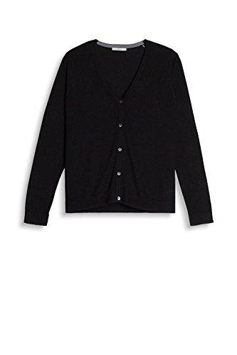 Cardigan edc by 001 Nero Black Donna Esprit qCETwrC