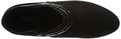 Gabor Women's Basic Boots, Black (17 Schwarz Kombi 17), 3 UK