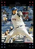 2007 Topps Co. trading card in near mint/mint condition, authenticated by Seller