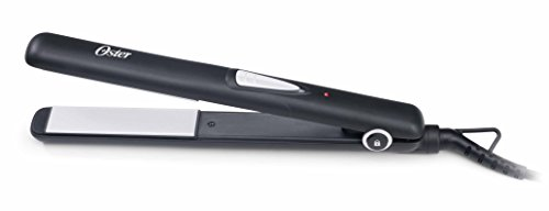 Oster HS11 Hair Straightener (Black/Silver)