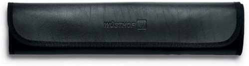 Wüsthof 7372 - Estuche para Cuchillos de Cocina, Color Negro